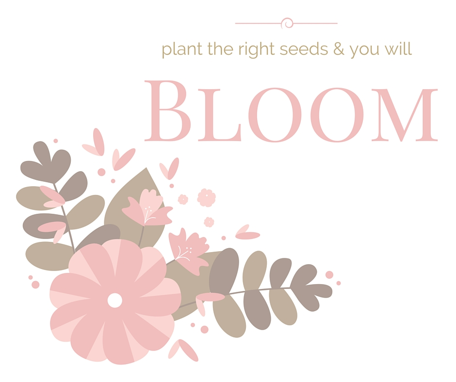 CONFIDENCE: THE SEED THAT TRANSFORMS HOW YOU BLOOM