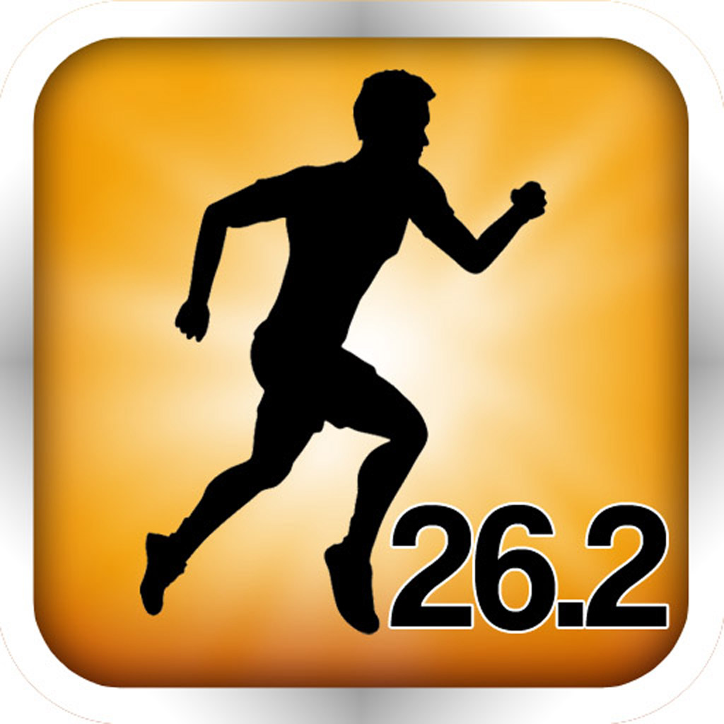 Couch to 26.2 App