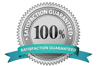 100% Satisfaction Guarenteed