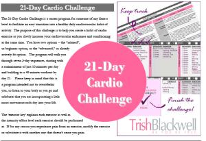 21-Day-Cardio-Challenge
