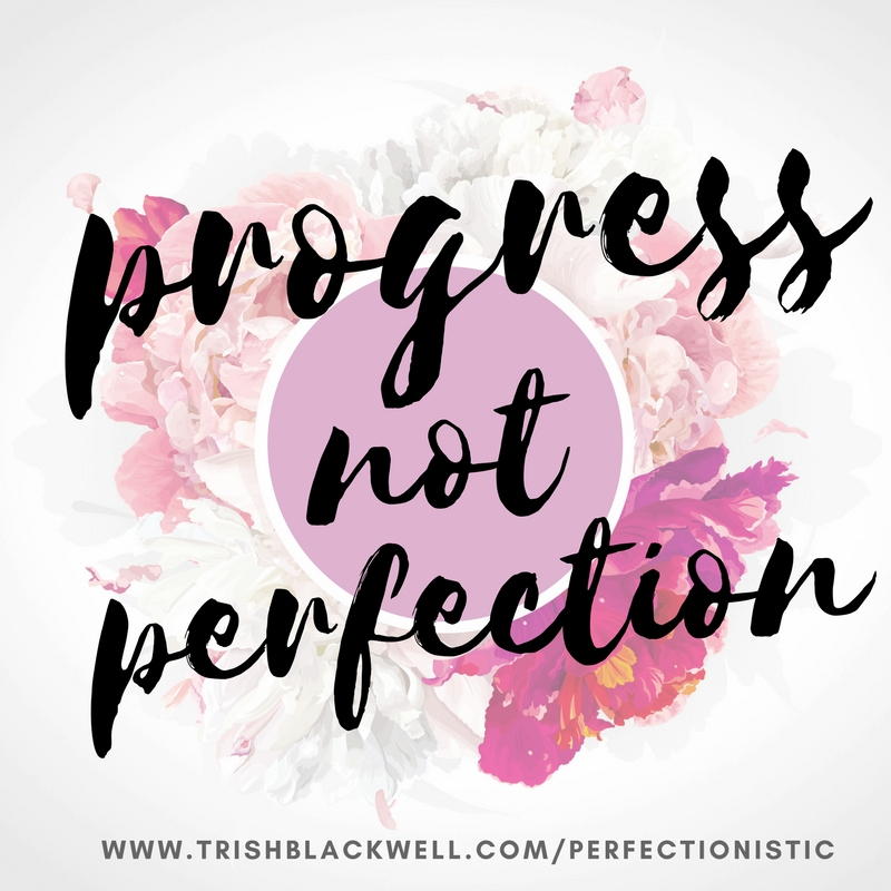 perfectionistic thinking