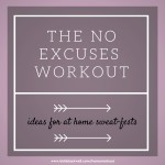 HOW TO GET MOTIVATED TO WORKOUT AT HOME.