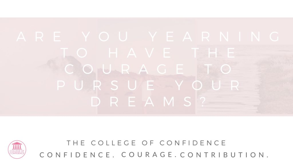 Pursue your dreams more successfully and without setbacks by getting the confidence coaching support you've always needed.