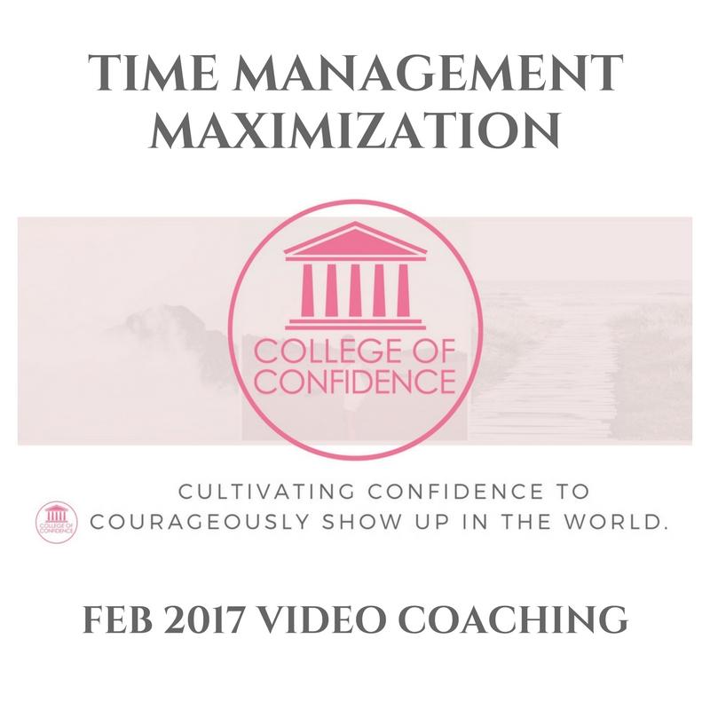 TIME MANAGEMENT MAXIMIZATION