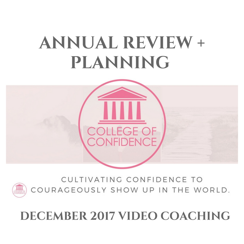 YEAR-END ANALYSIS COACHING SESSION