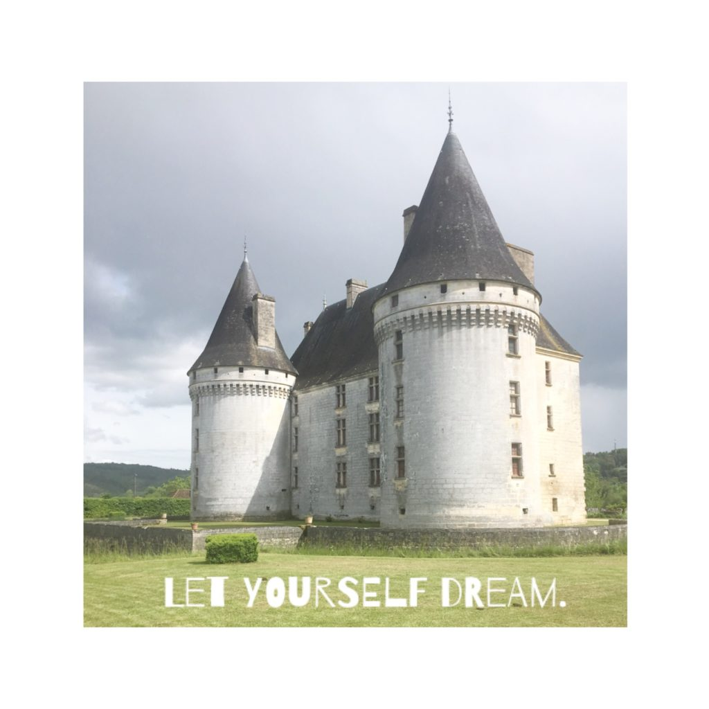 THIS CASTLE IN FRANCE MIGHT MIGHT ACTUALLY MAKE YOU THINK DIFFERENTLY