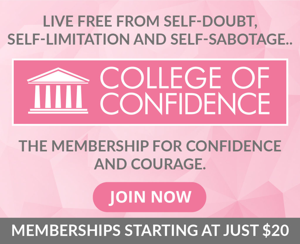 coaching for body confidence