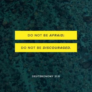 fight fear