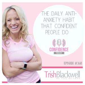 anxiety habits