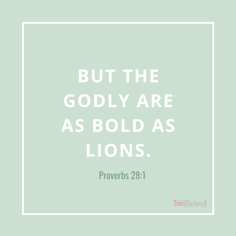 bible verses for confidence
