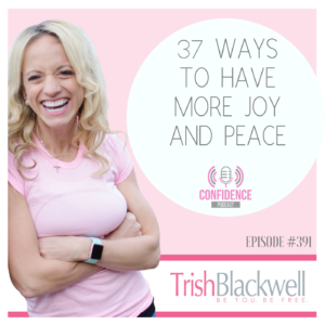 how to have more joy