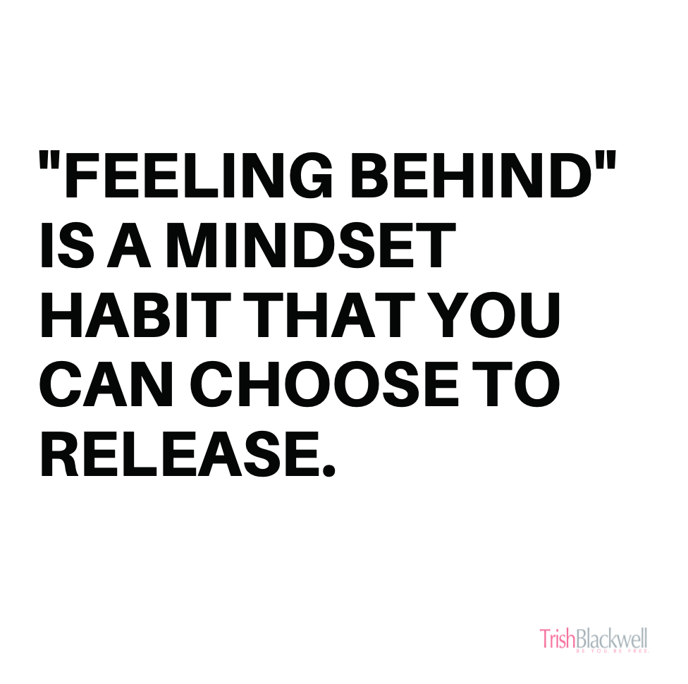 feeling behind in life quotes