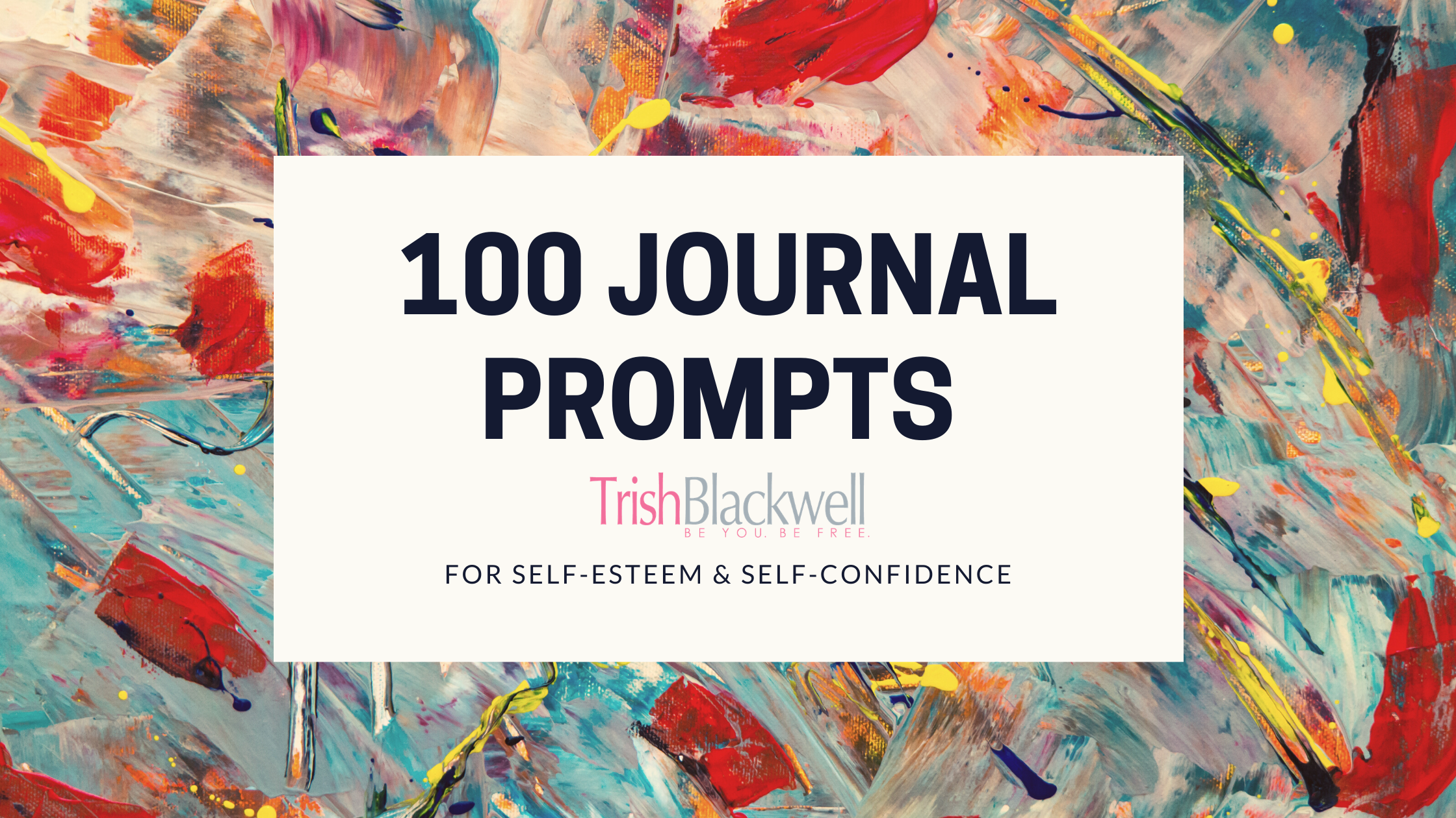 Journaling awakens confidence, identity and self-esteem. These 100 journal prompts for self-esteem will launch your journaling inspiration.